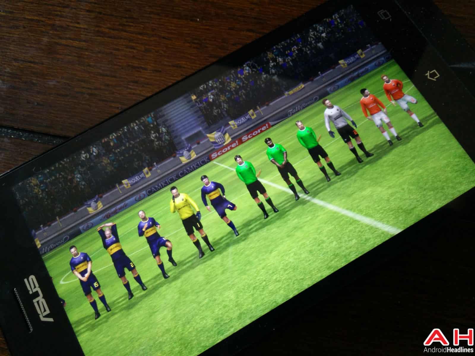 Football Soccer AH