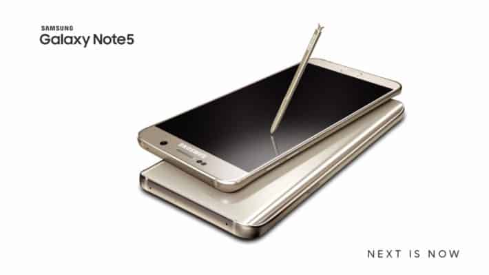 Galaxy Note 5 Commercial