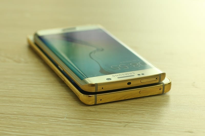 Galaxy Note 5 Gold Plated 5 KK