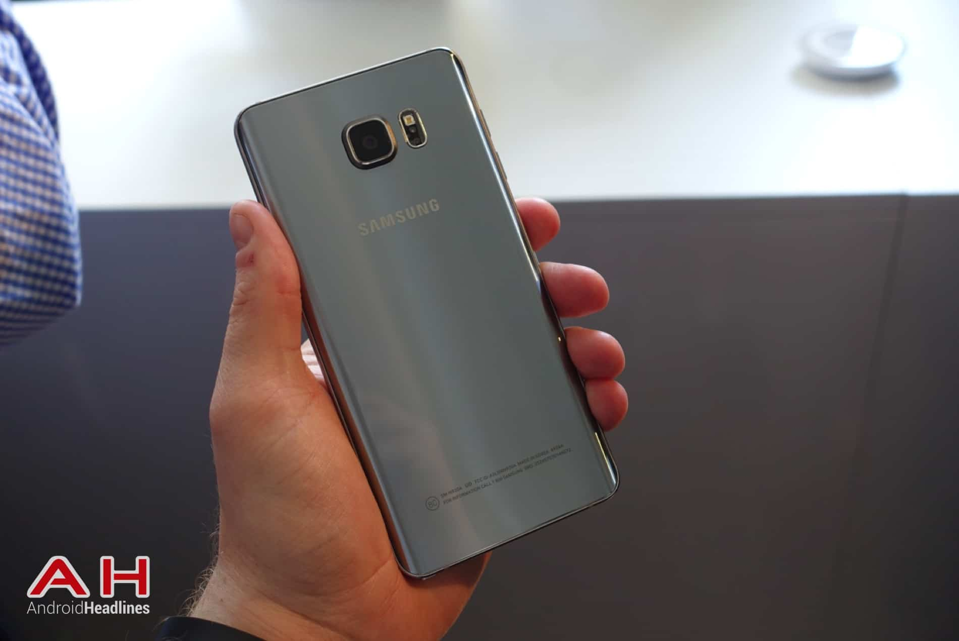 Galaxy Note 5 Hands On AH 05