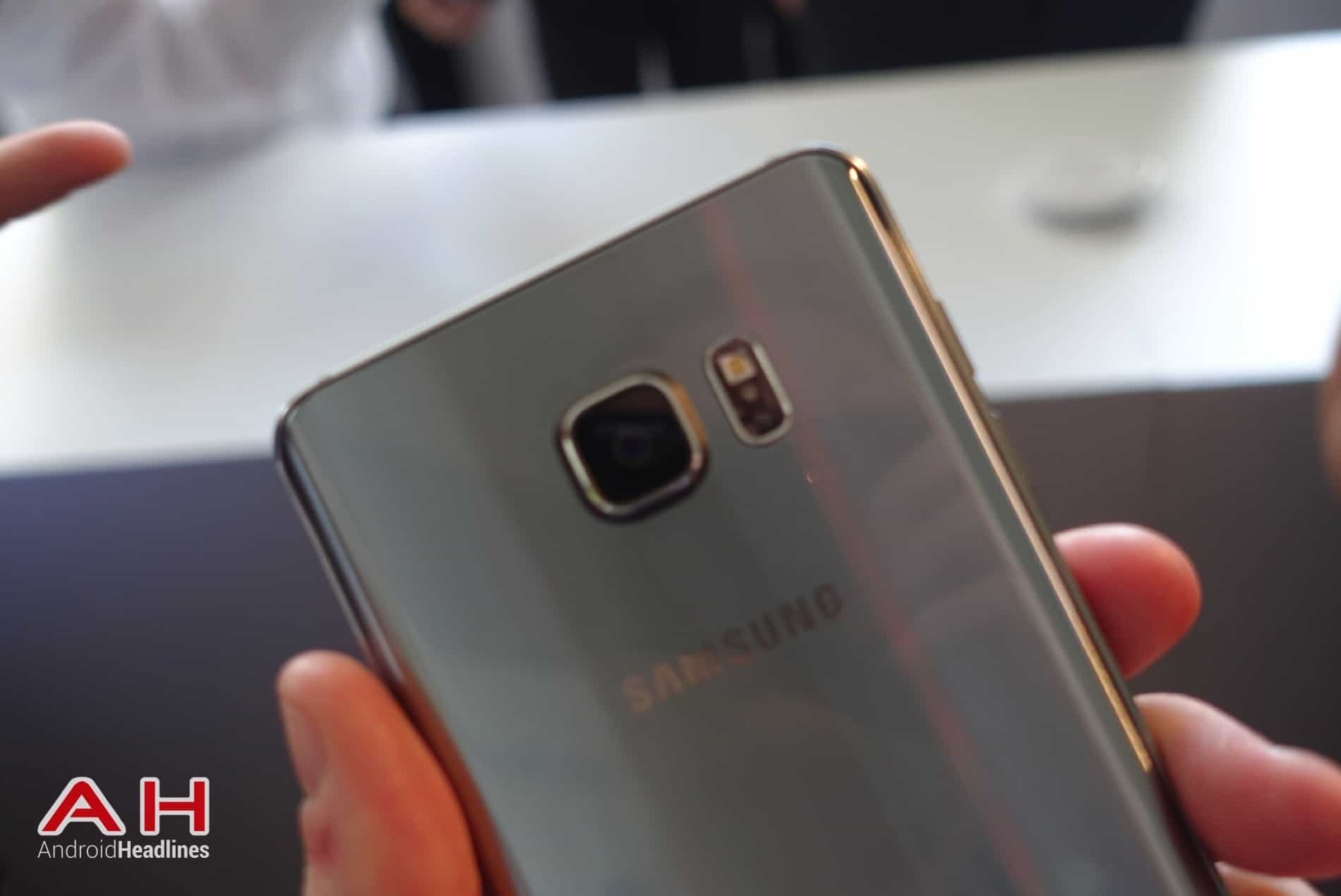 Galaxy Note 5 Hands On AH 06