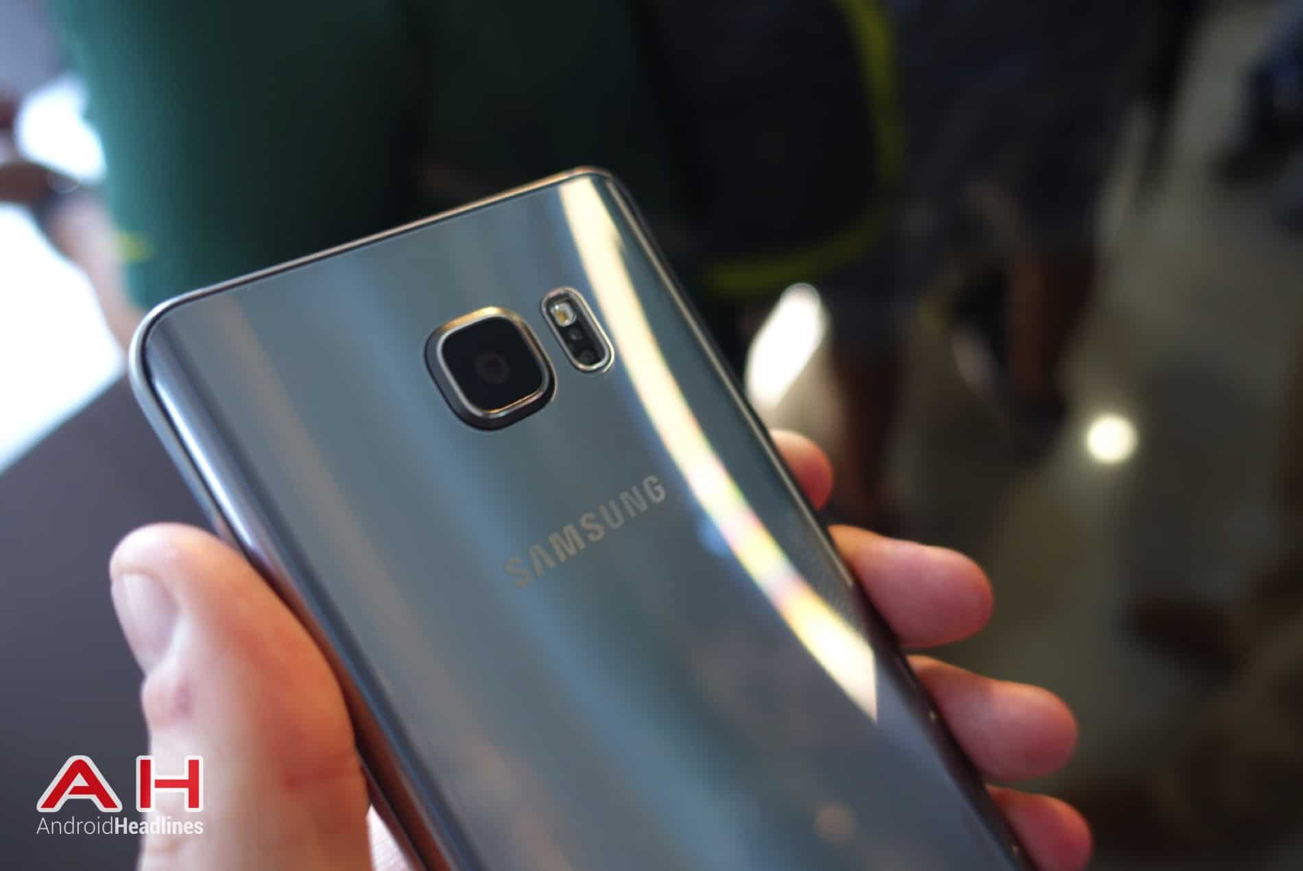 Galaxy Note 5 Hands On AH 19