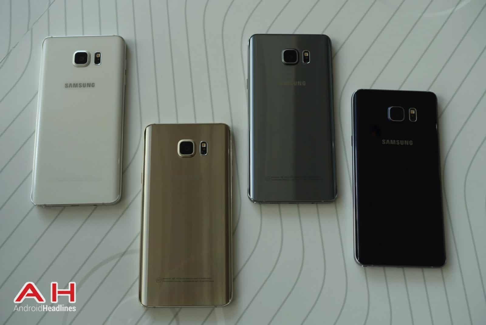 Galaxy Note 5 Hands On COLOR AH 02