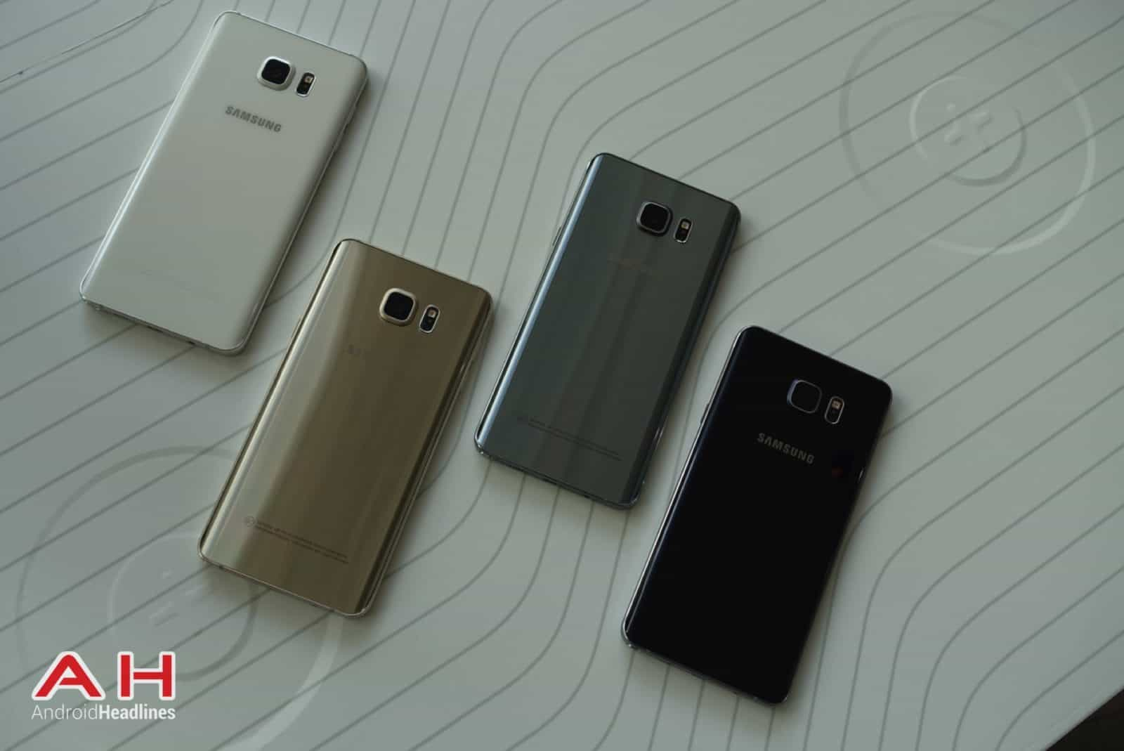 Galaxy Note 5 Hands On COLOR AH 03