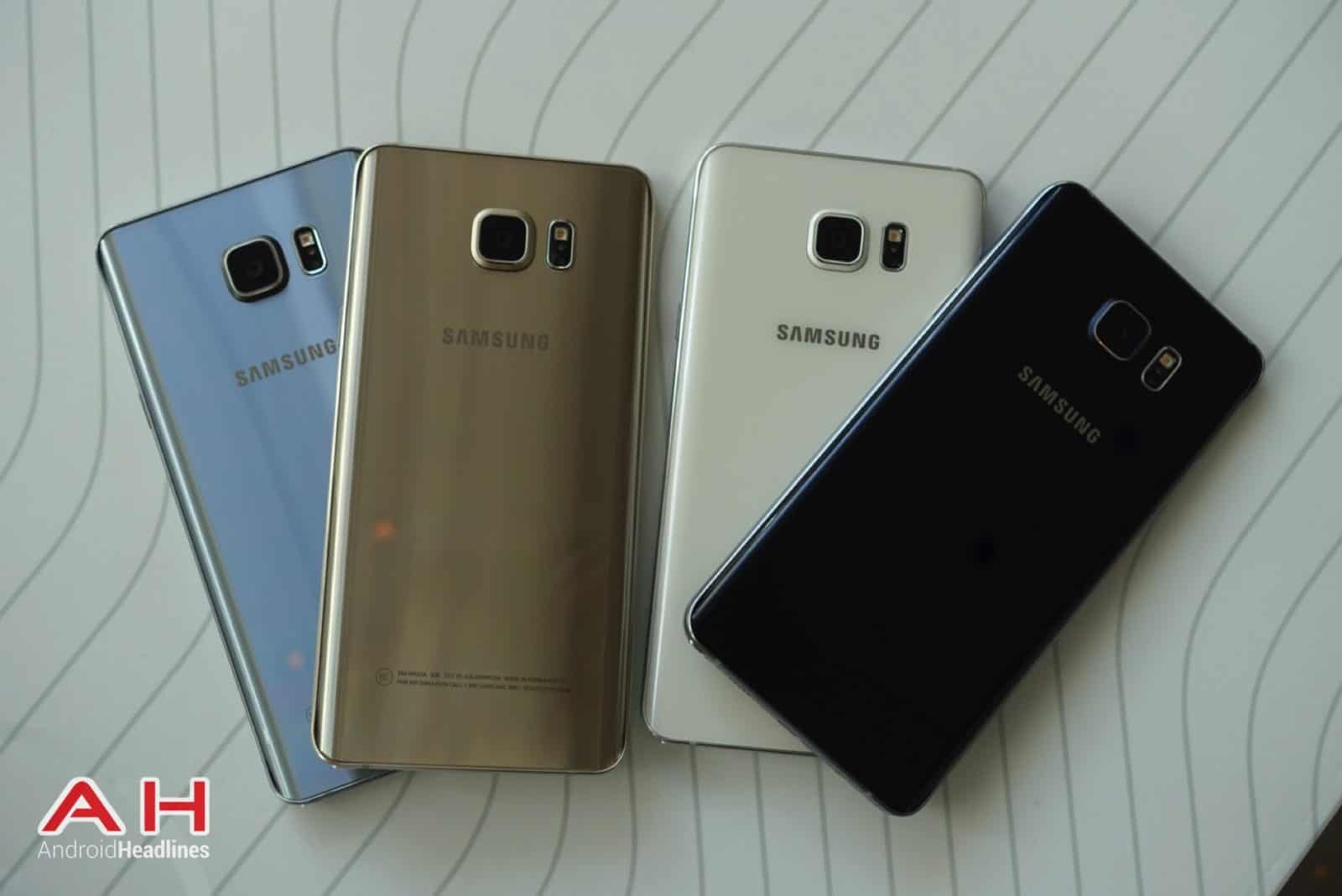 Galaxy Note 5 Hands On COLOR AH 05