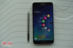 Galaxy Note 5 Hands On COLOR AH 14