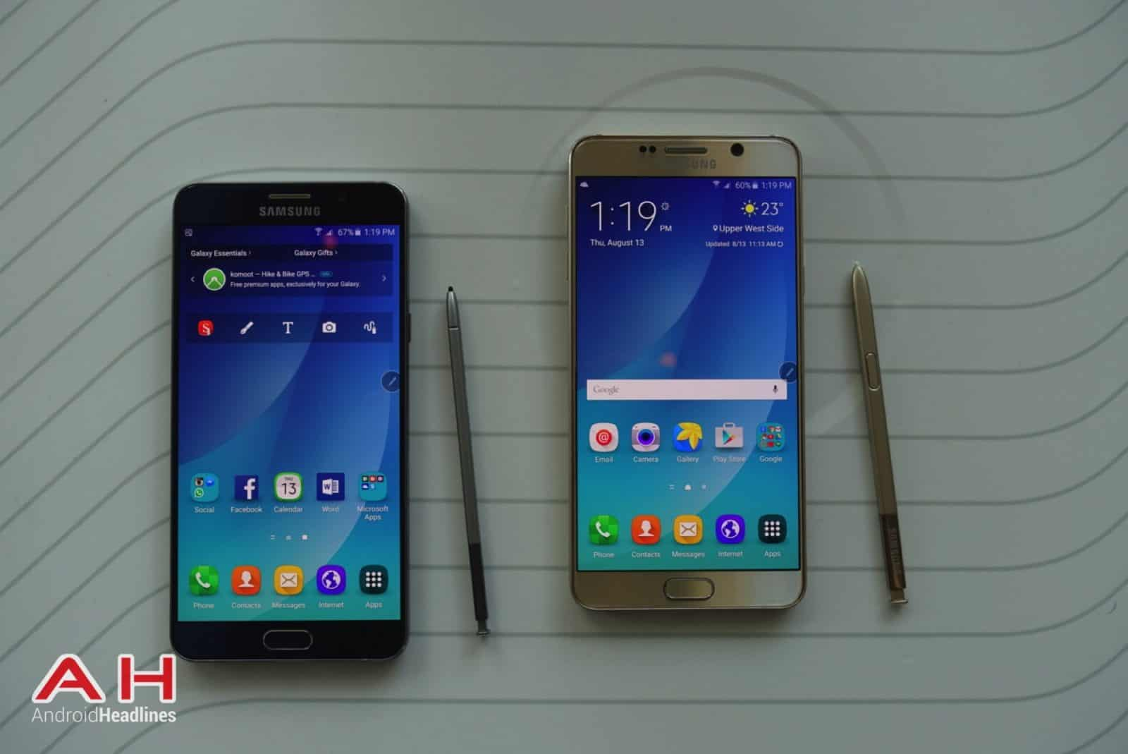 Featured Top 10 Best Samsung Galaxy Note 5 Cases
