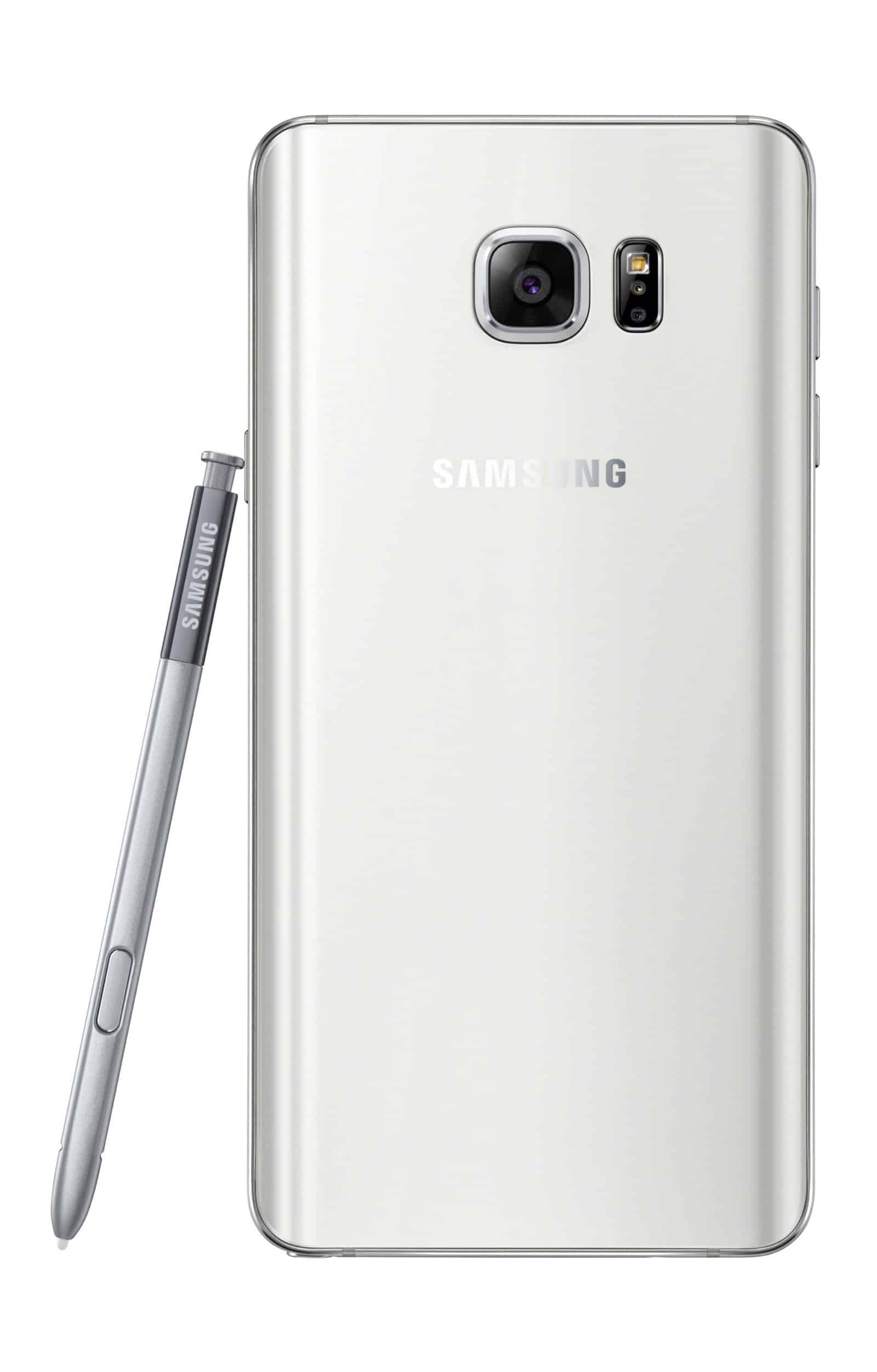 Galaxy Note 5 White 03