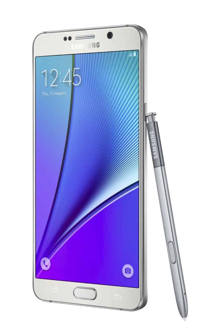 Galaxy Note 5 White 11