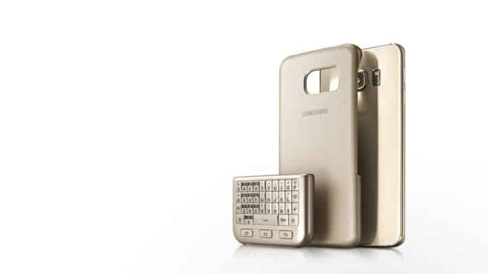 Galaxy Note 5 keyboard cover