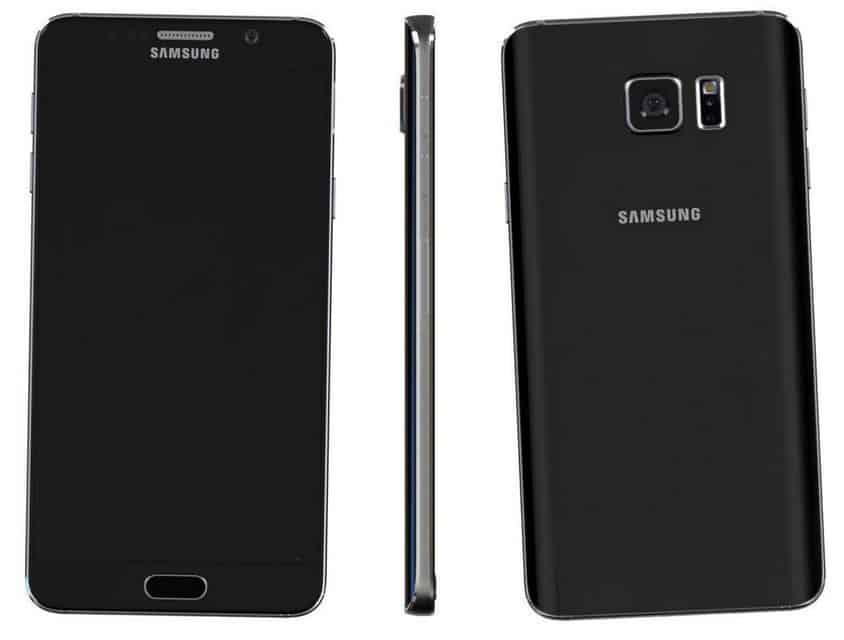 Galaxy Note 5 leak  3 KK