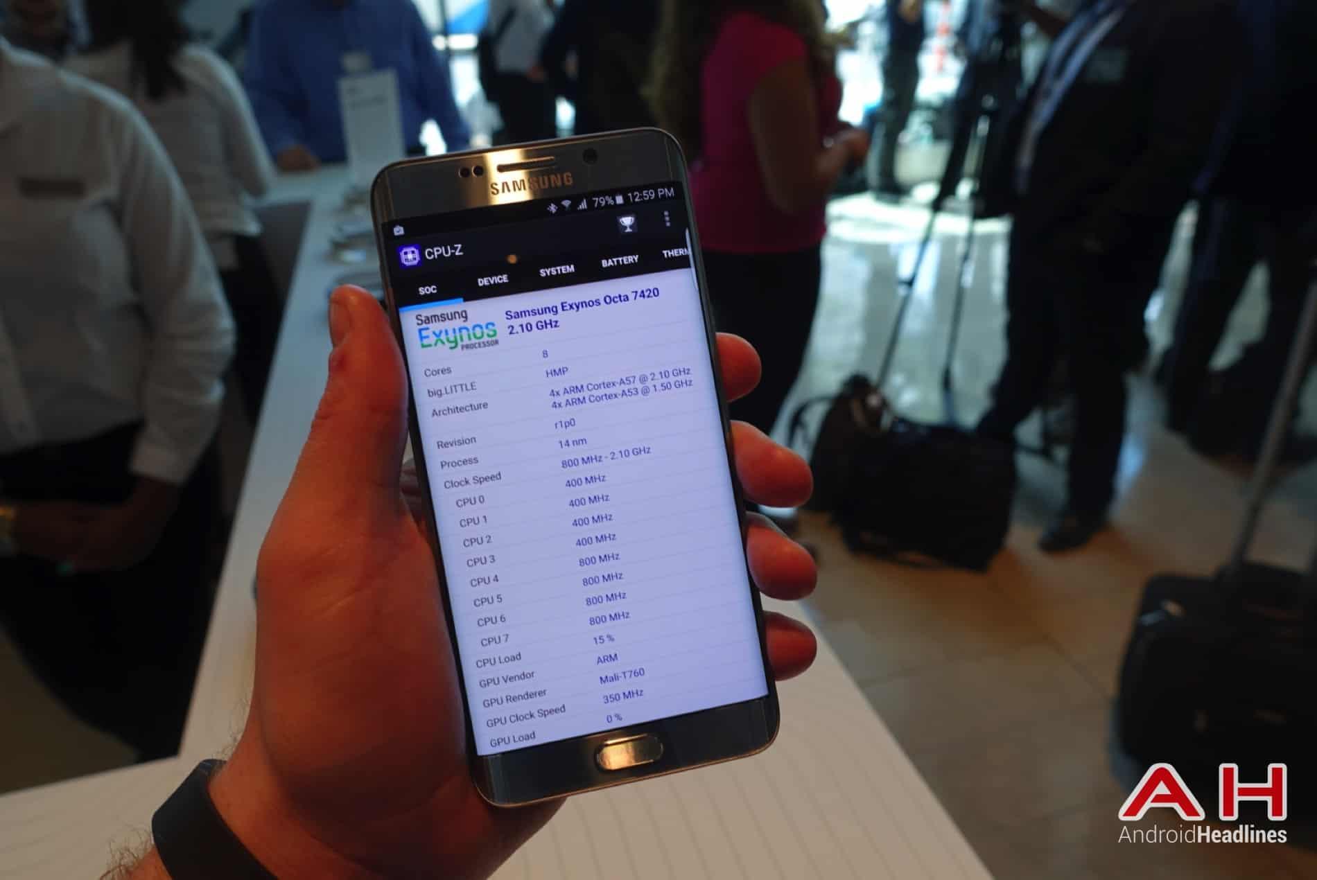 Galaxy S6 Edge Bench AH 01