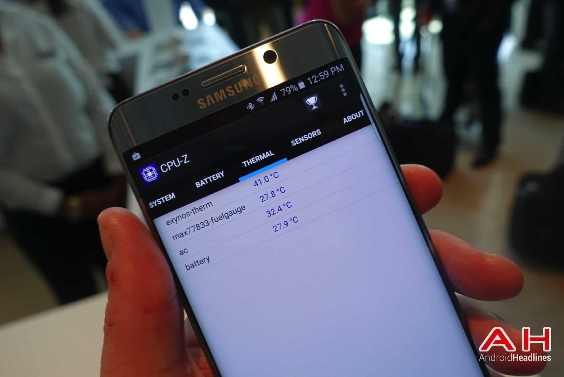 Galaxy S6 Edge Bench AH 05