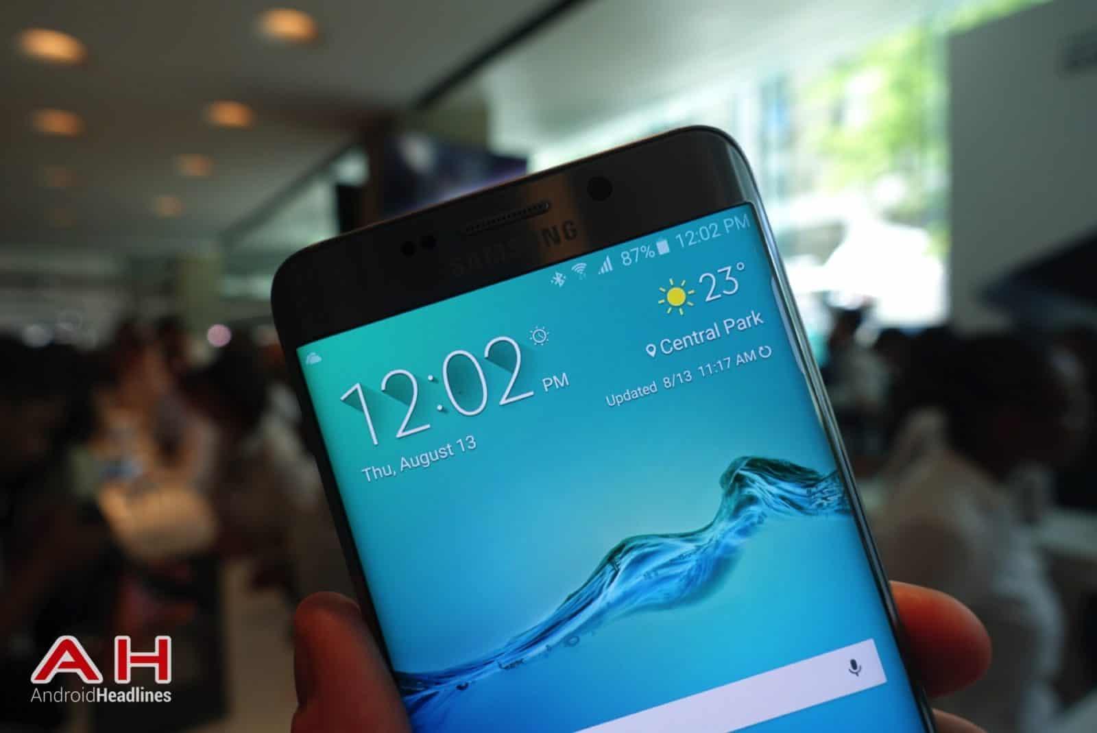 Galaxy S6 Edge+ Hands On AH 02