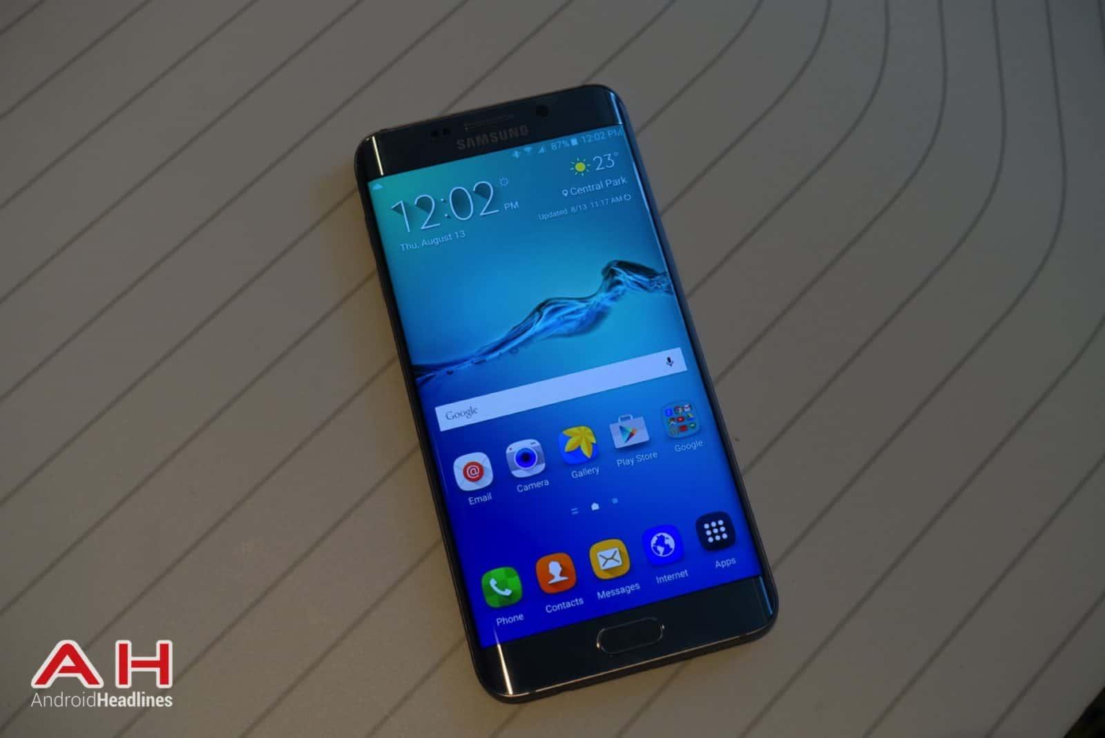 Galaxy S6 Edge+ Hands On AH 06