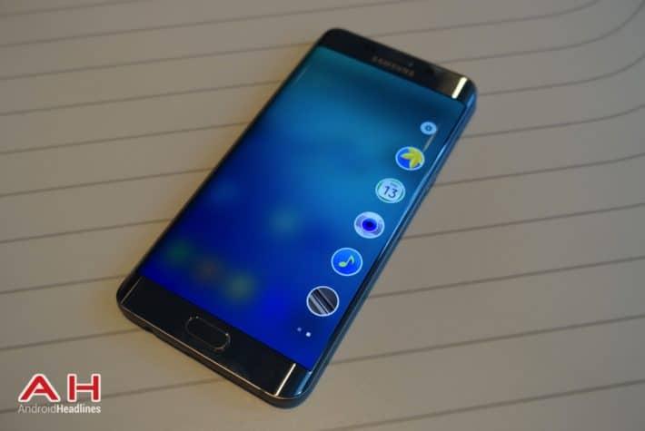 Galaxy S6 Edge Hands On AH 13