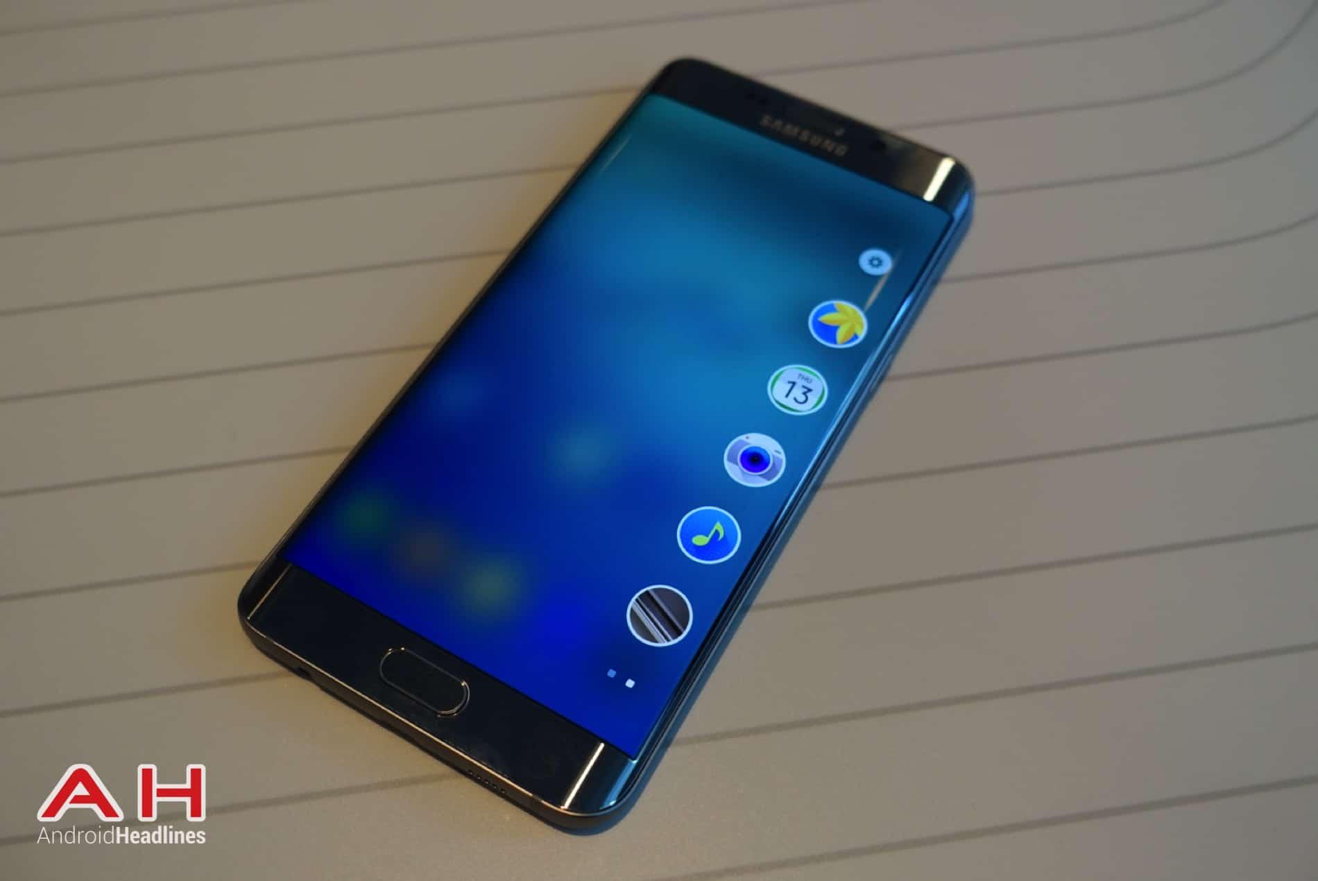 Galaxy S6 Edge+ Hands On AH 13