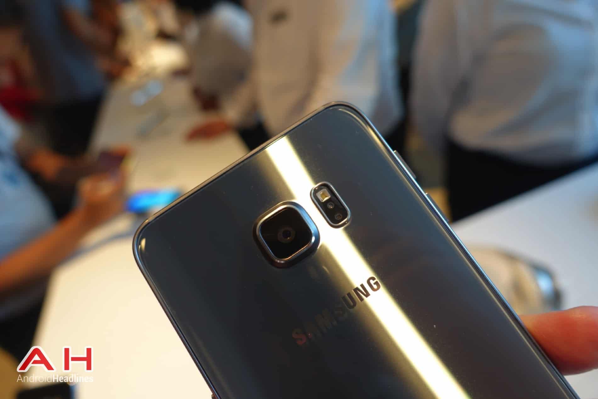 Galaxy S6 Edge Hands On AH 24