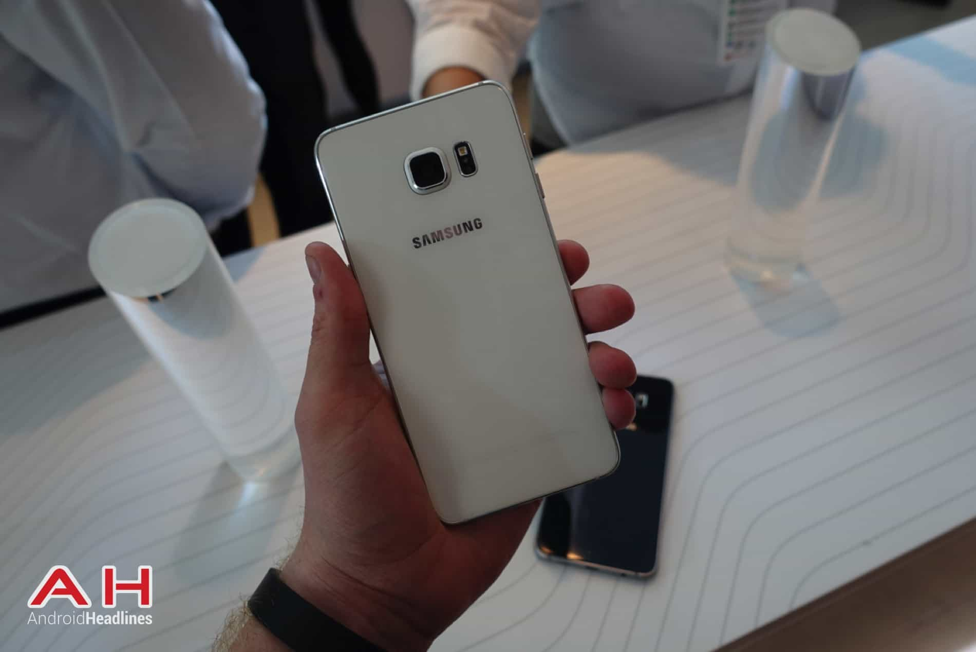 Galaxy S6 Edge+ Hands On AH 33
