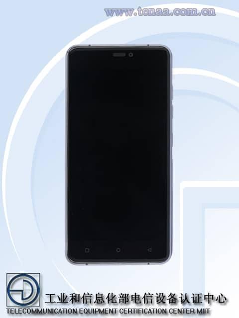 Gionee Elife S7 Mini TENAA 1