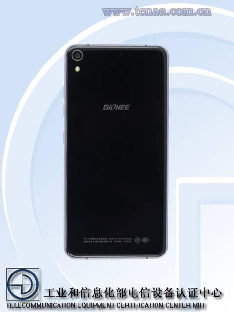 Gionee Elife S7 Mini TENAA 2