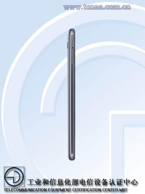 Gionee Elife S7 Mini TENAA 3