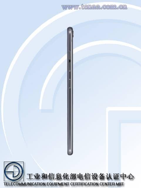 Gionee Elife S7 Mini TENAA 4