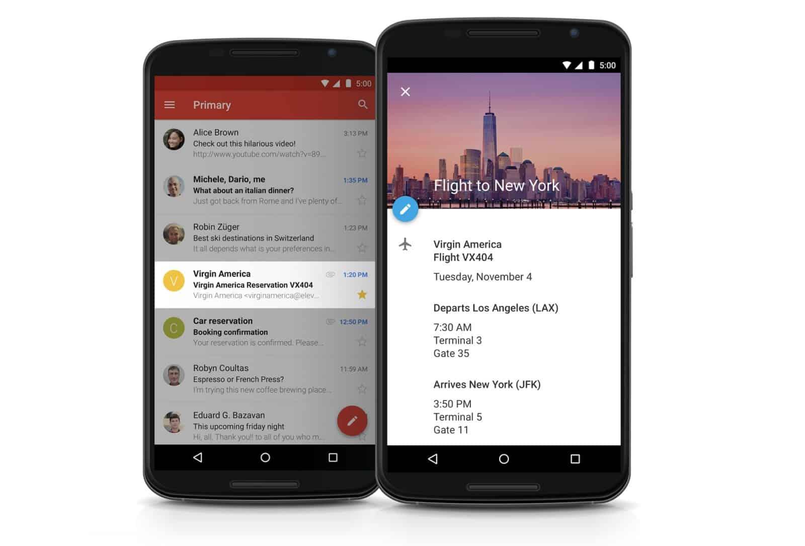 Google gmail calendar 1