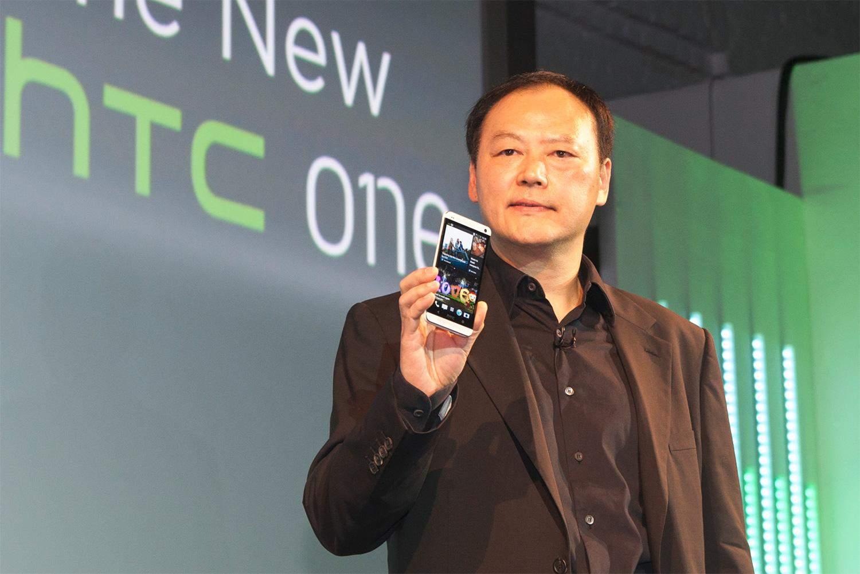 HTC Peter Chou KK