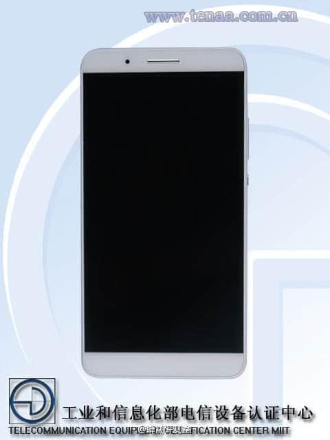 Huawei Honor 7i TENAA 1