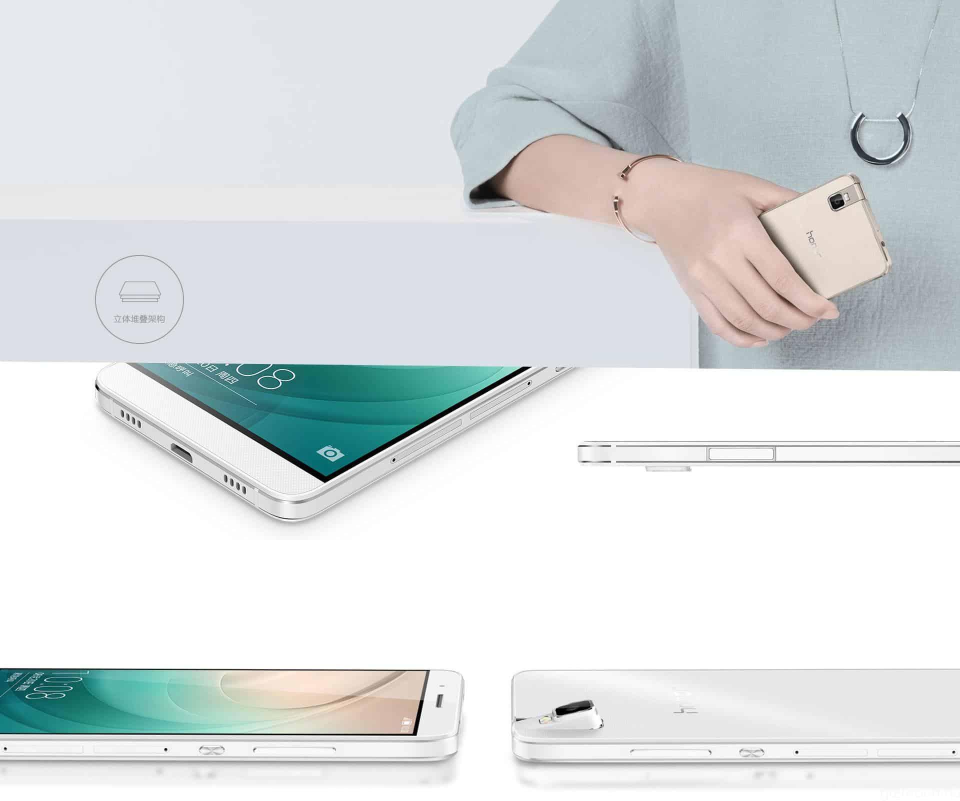 Huawei Honor 7i 4