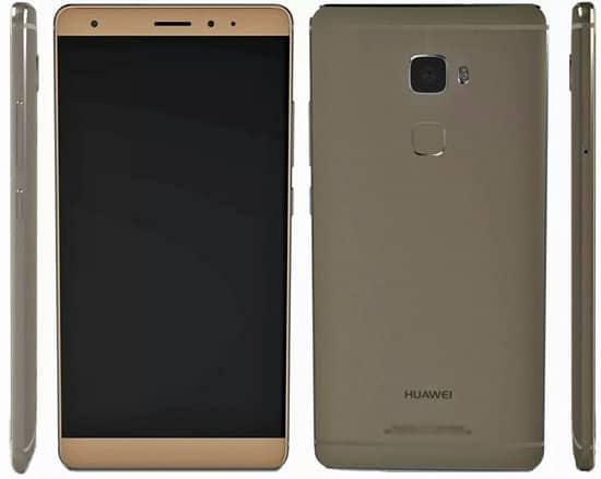Huawei Mate7 Plus Mate S TENAA 1