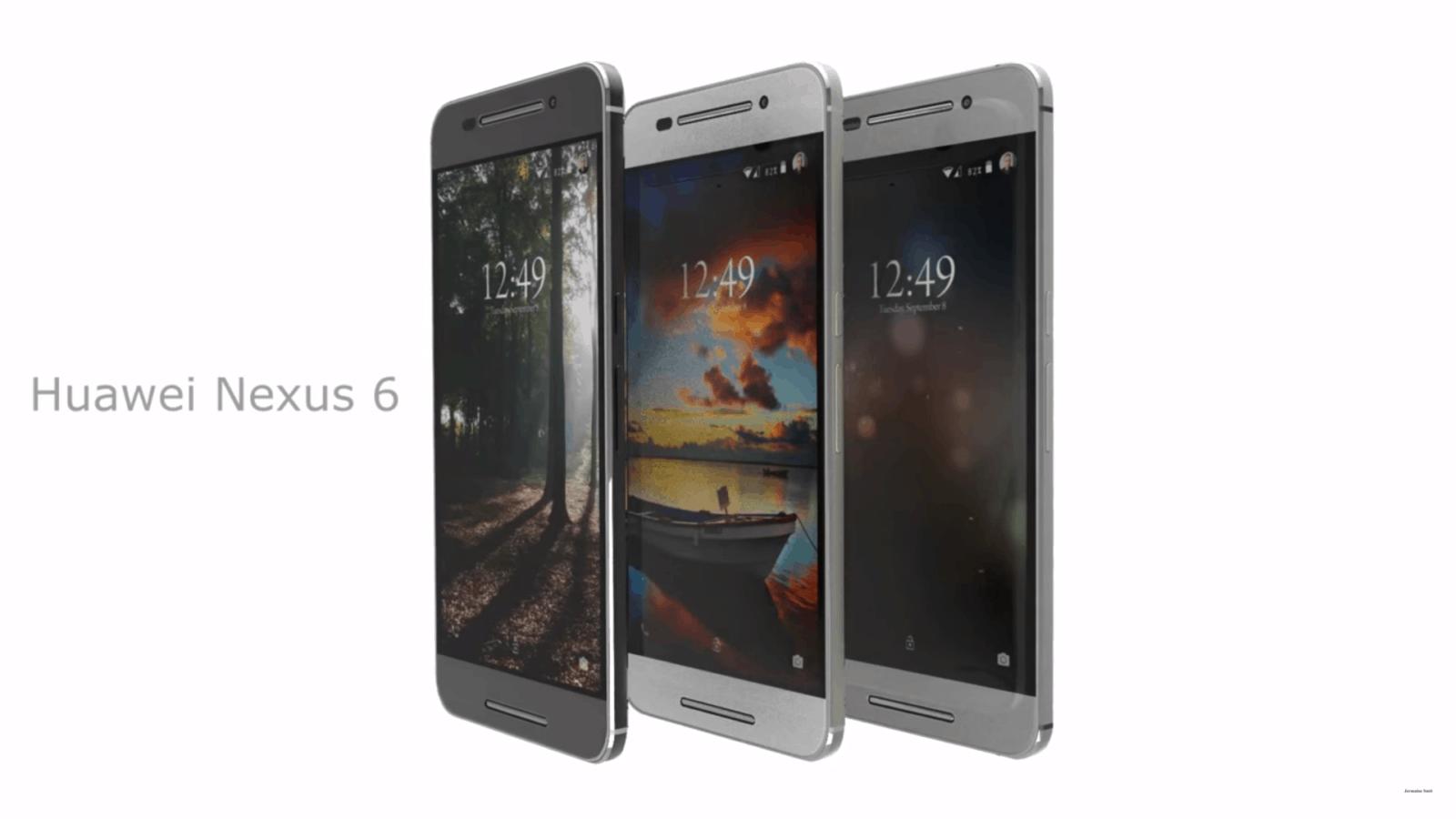 Huawei Nexus concept video_1