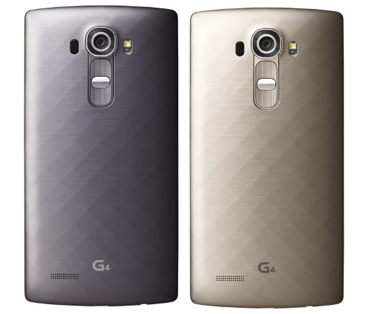 LG G4 Titanium Black and Gold_1