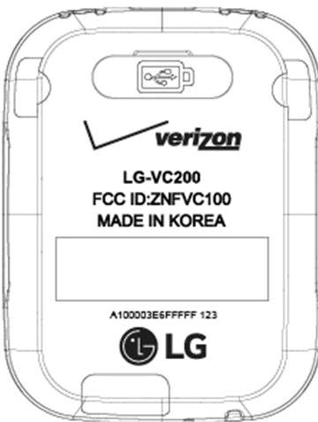 LG verizon watch