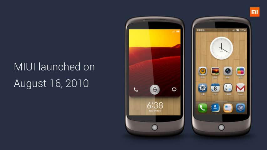 MIUI 7 India launch 1