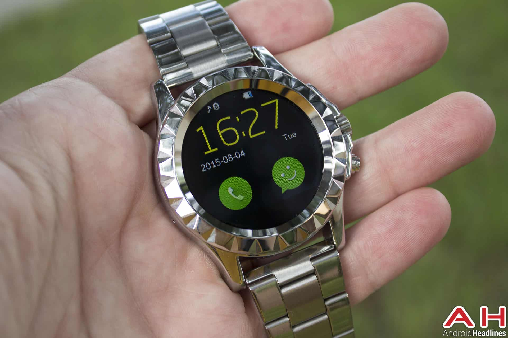 No 1 Sun S2 Smartwatch face 4