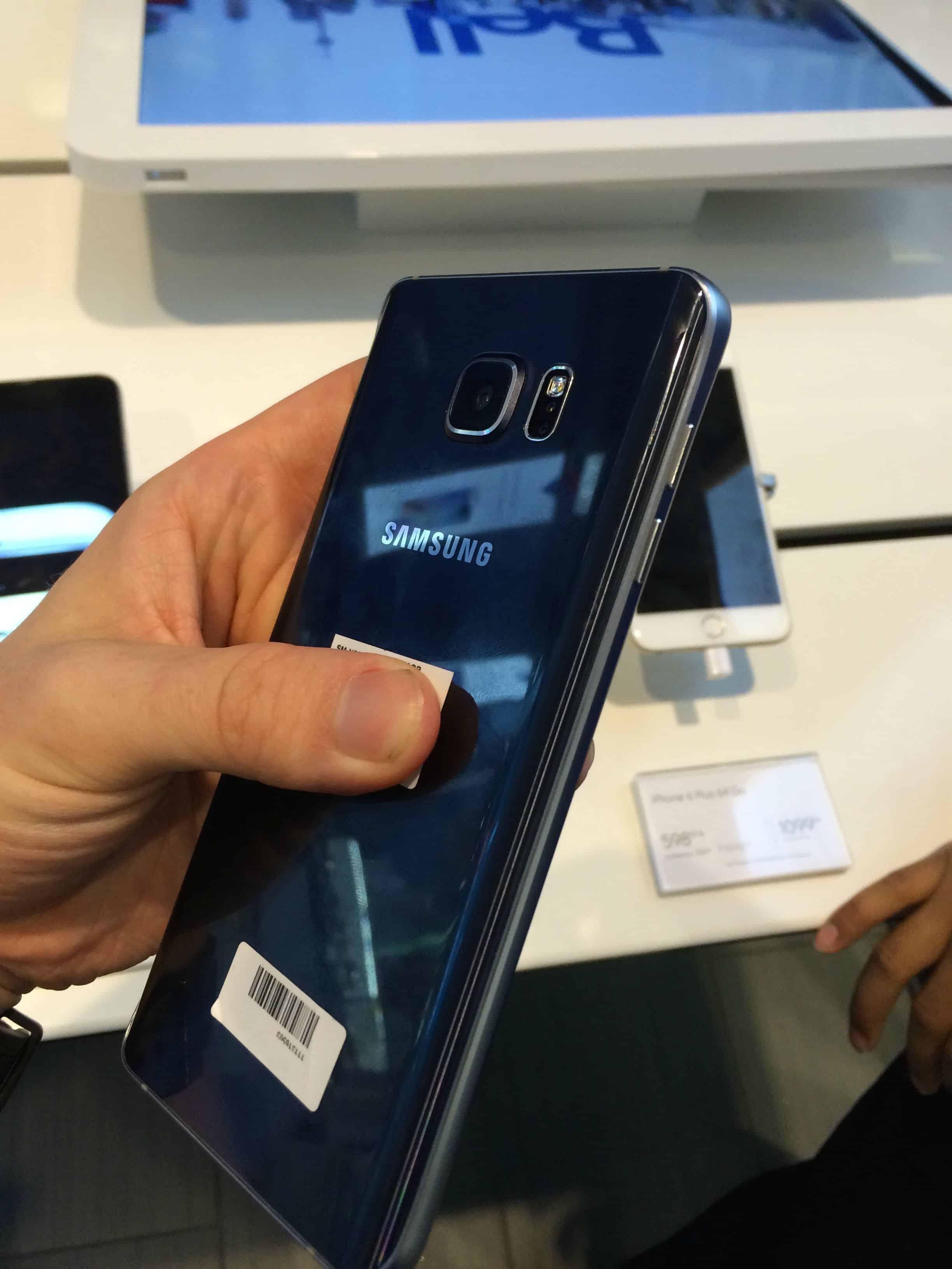 Note 5 S6 edge 2