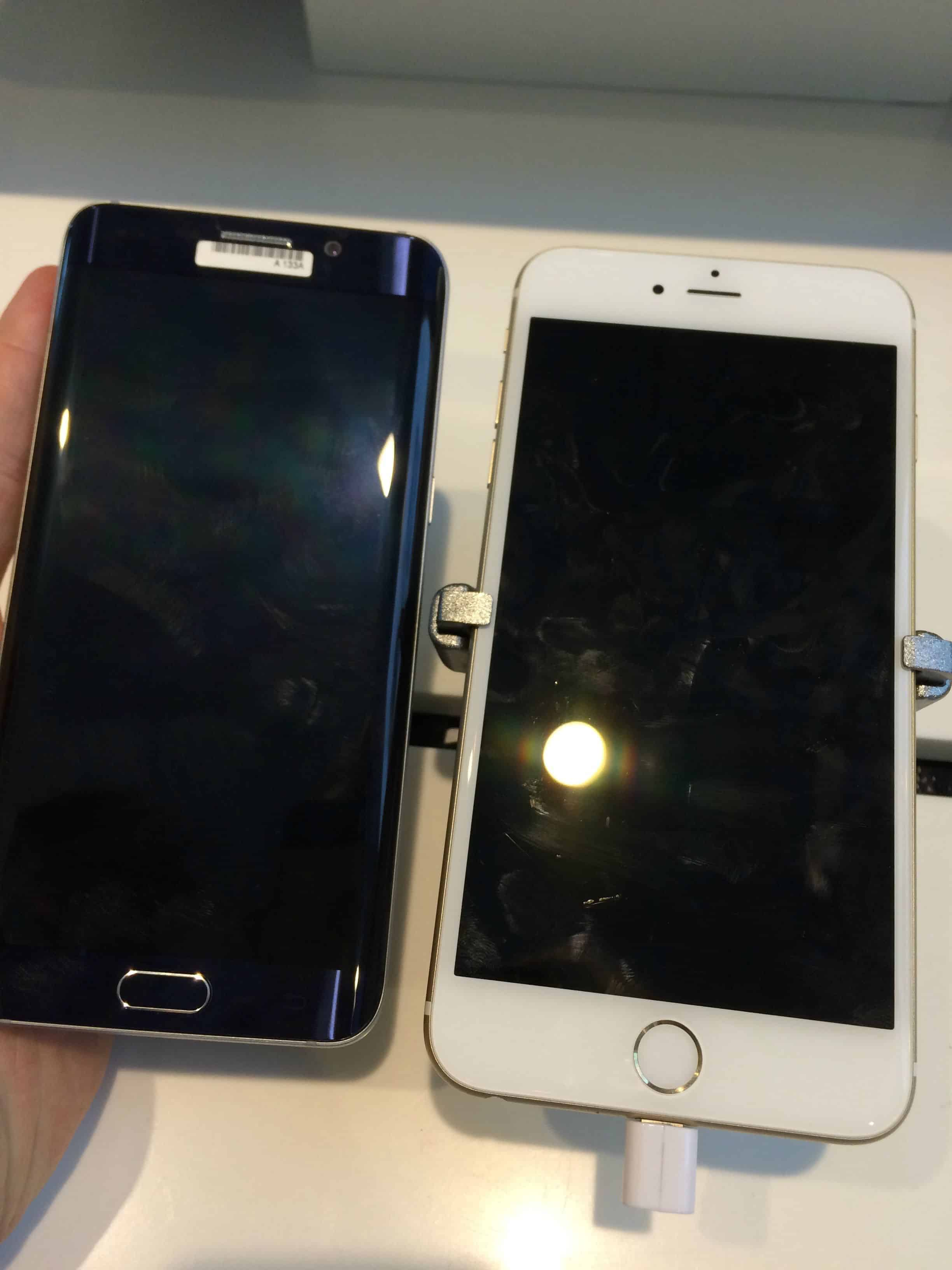 Note 5 S6 edge 6