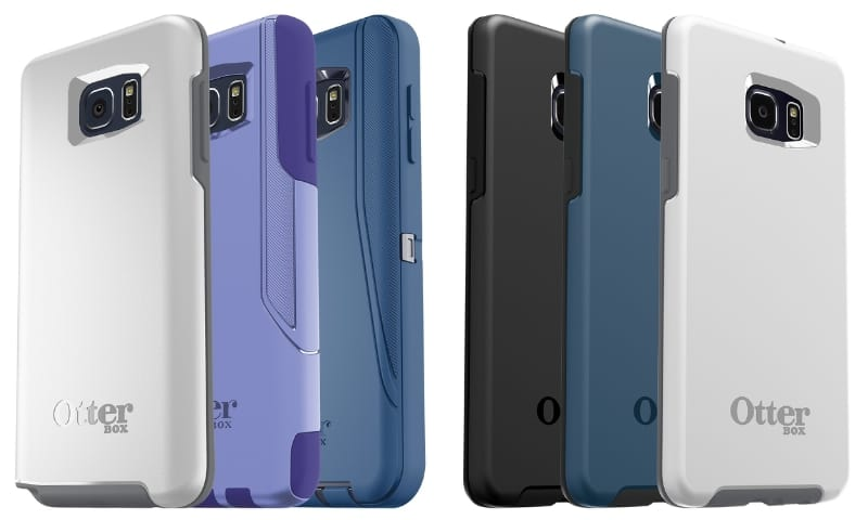 OtterBox makes the case for Samsung GALAXY Note5 and GALAXY S6 edge+. (PRNewsFoto/OtterBox)