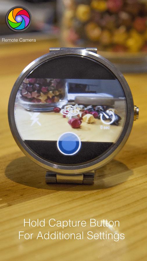 Remote Camera Wear