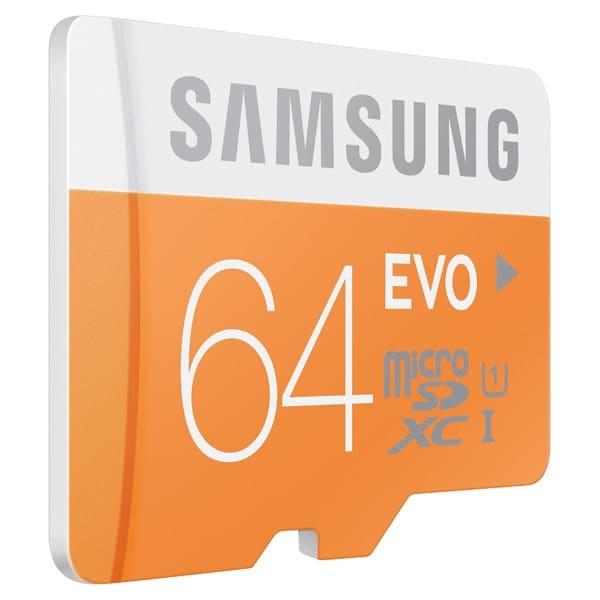 Samsung 64 microSD 2