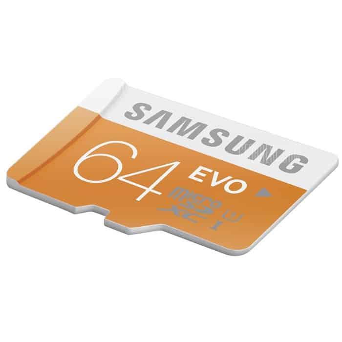 Samsung 64 microSD 4