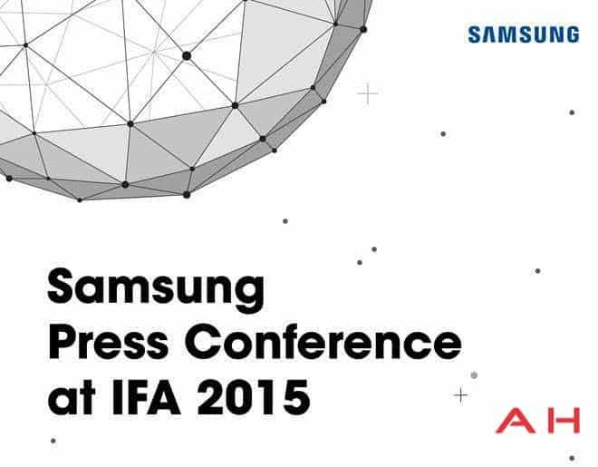 Samsung IFA eVite AH