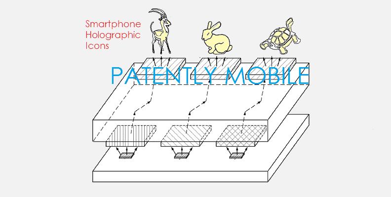 Samsung-Smartphone-Holographic-Display-Patent-01 KK