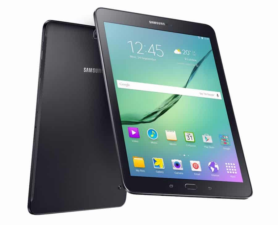 Samsung Tab S2 F&B
