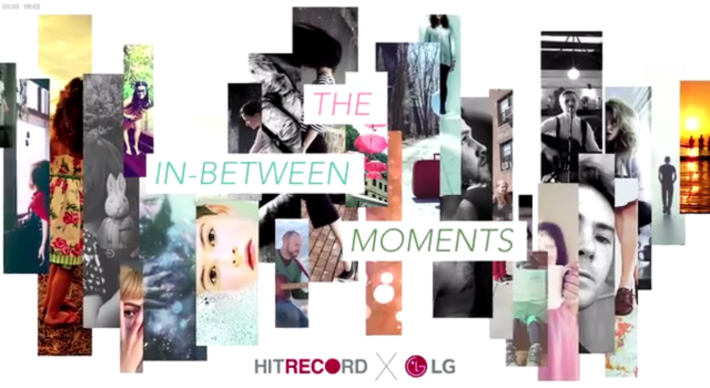 The In Between Moments