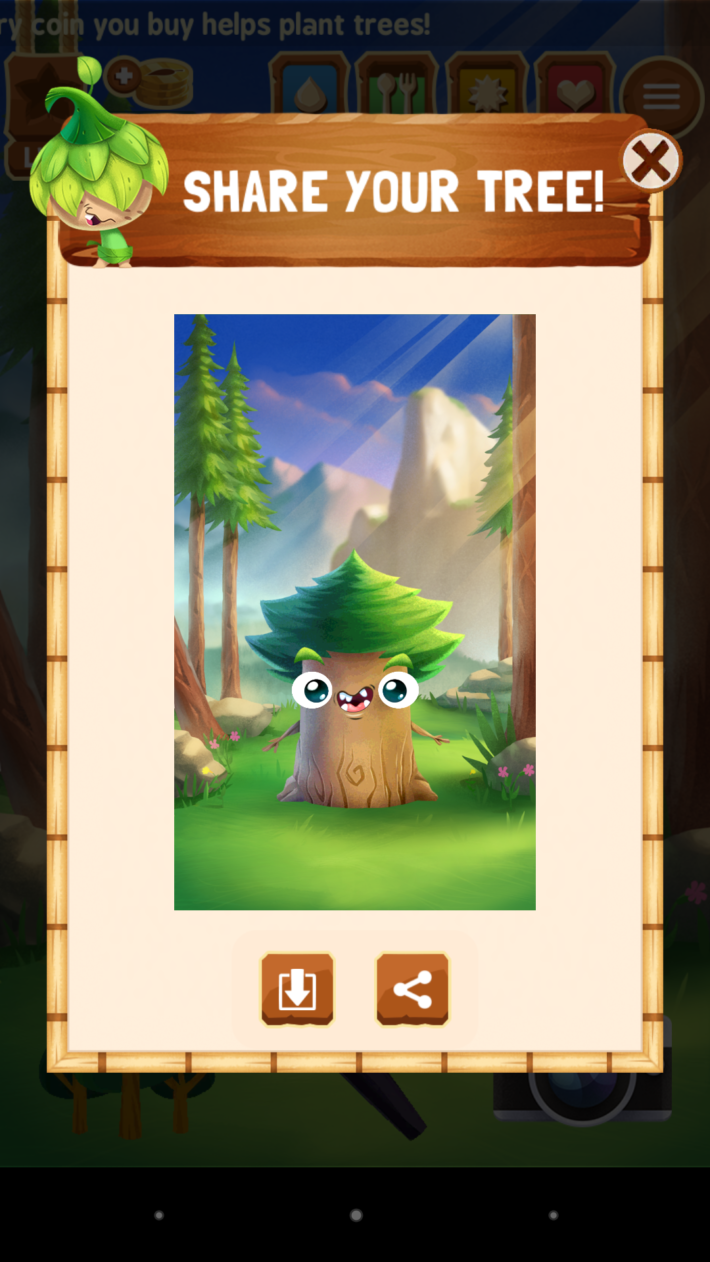 Dress up your pet game - There S Also An Option To Dress Up Your Tree Pets And As You Play You Ll Be Able To Unlock More Outfits To Dress It Up In There S A Social Feature Too
