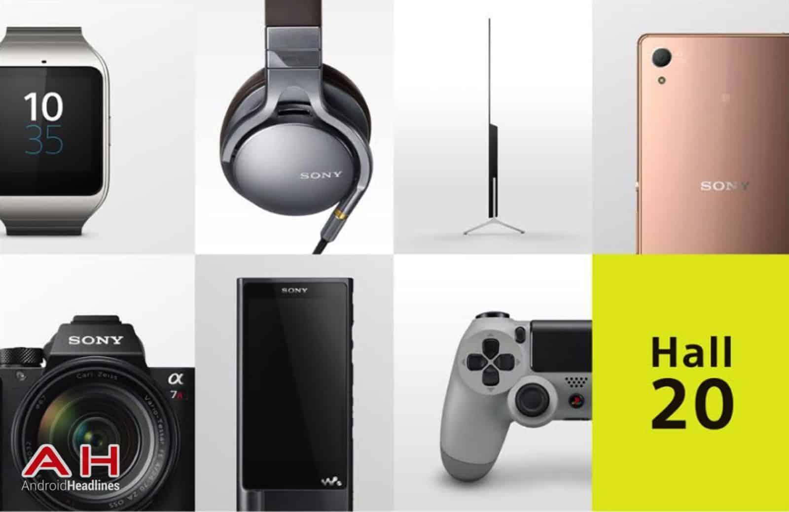 Sony IFA 2015 AH