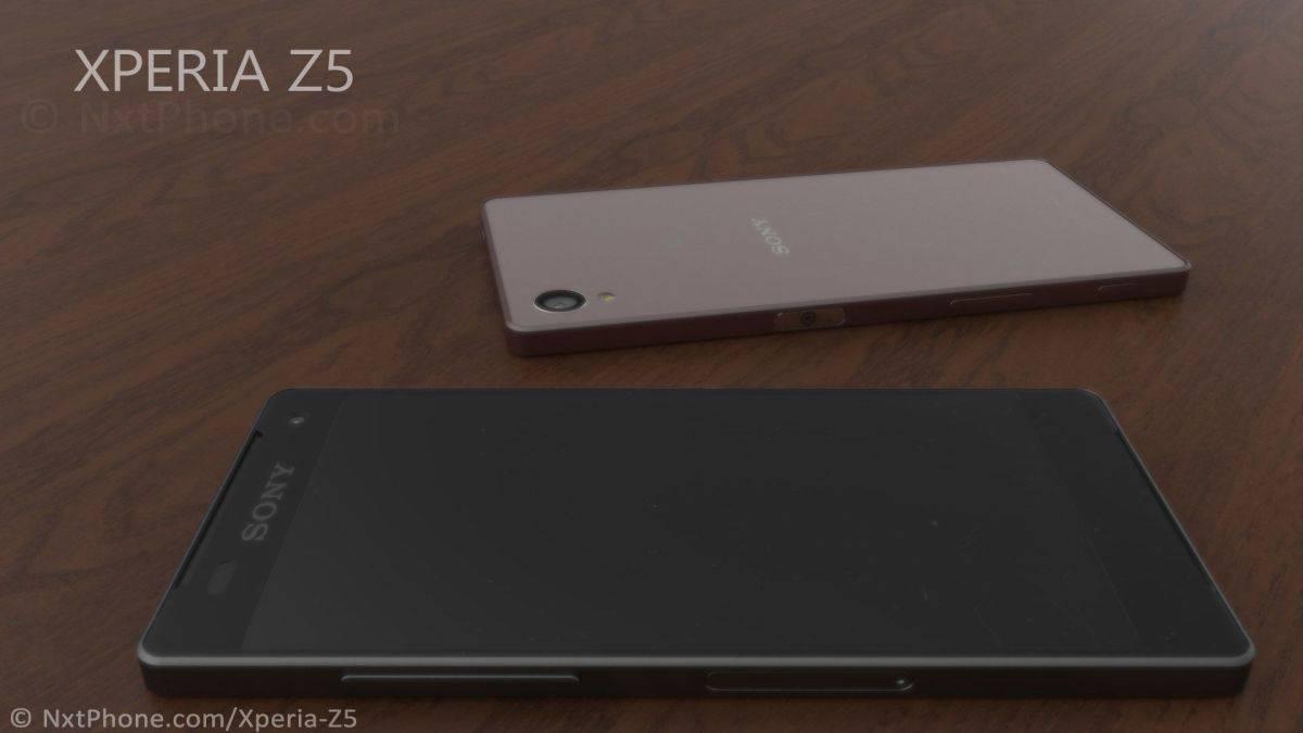 Sony Xperia Z5 concept Jermaine Smit 4